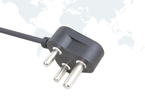 South African Power Cords SABS SANS Approval SA03